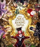 Alice Through the Looking Glass (English) (3D)