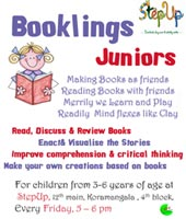 Booklings - Juniors