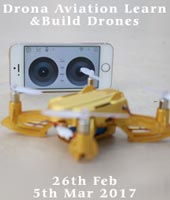 Drona Aviation Learn and Build Drones