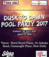 Dusk To Dawn pool Party 2017