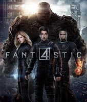 Fantastic Four (Hindi) 2D