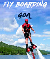 Fly Boarding in Goa