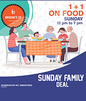 1+1 on Food family Deals Every...
