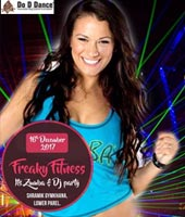 Freaky Fitness - Its Zumba and DJ Party