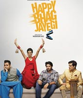 Happy Bhaag Jayegi (Hindi)