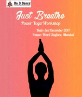 Just Breathe - Power Yoga Workshop