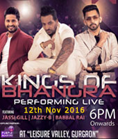 Kings of Bhangra Jazzy-B