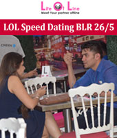 LOL Speed Dating BLR 26/5