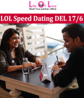 LOL Speed Dating DEL 17/6