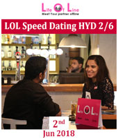 LOL Speed Dating HYD 2/6