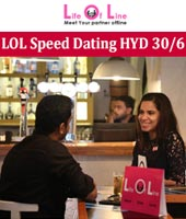 LOL Speed Dating HYD 30/6