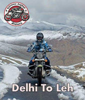 Dream Ride: Leh Ladakh Expedition