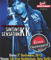 Unplugged Live in Concert with KK