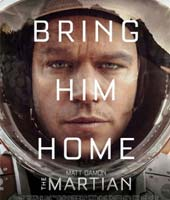 The Martian 3D (English)