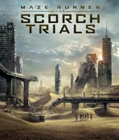 Maze Runner : The Scorch Trials (English) 3D