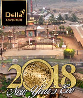 Della Adventure - New Year Party Passes
