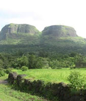 Nimgiri Hanumantgad Trek to Twin Forts