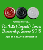 Pan India Corporate Carrom Tournament