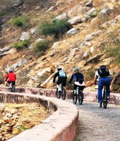 Rajasthan Cycling Trip
