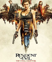 Resident Evil: The Final Chapter (3D) (Hindi)