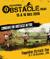 Ruggedian Obstacle Run