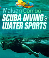 Scuba Diving in Malvan Water Sports in Malvan (Combo)