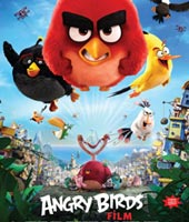 The Angry Birds Movie (Hindi Dubbed) (2D)