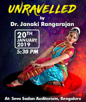 'UNRAVELLED' by Dr.Janaki Rang...