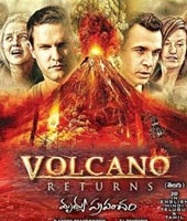 Volcano Returns (Hindi Dubbed)