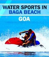 Water Sports In Baga Beach
