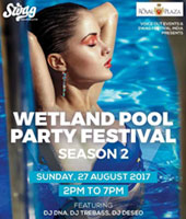 Wetland Pool Party Festival Season 2