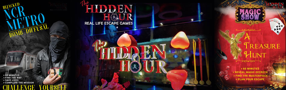 The Hidden Hour- Escape Games