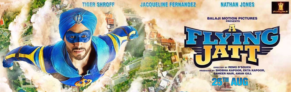A Flying Jatt (Hindi)