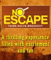 Mumbai's Real Escape Game
